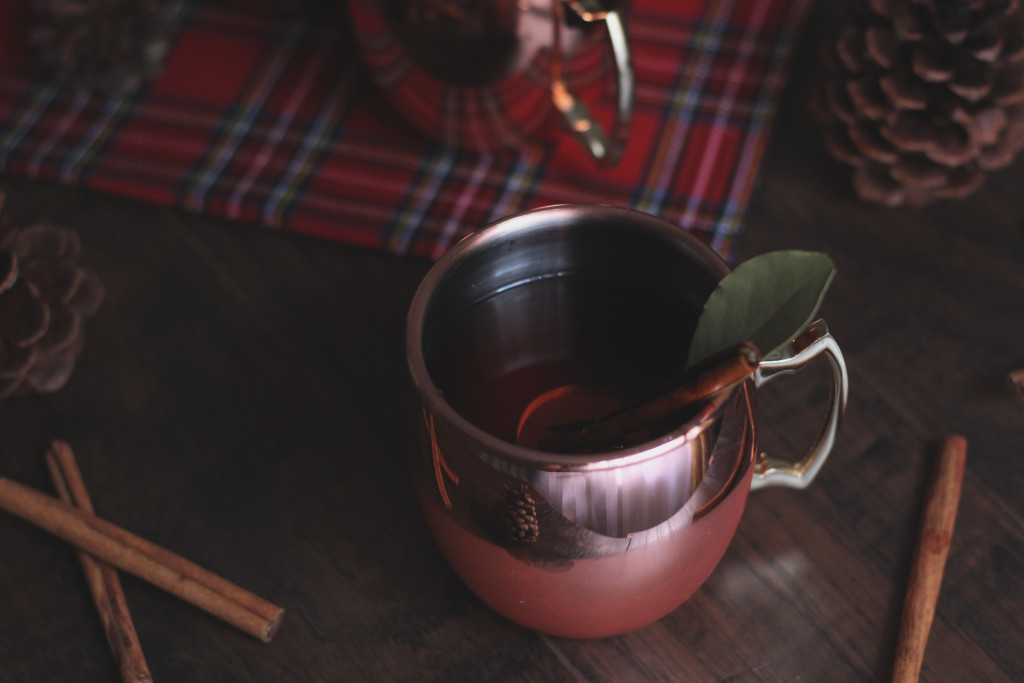 Hot Holiday Punch