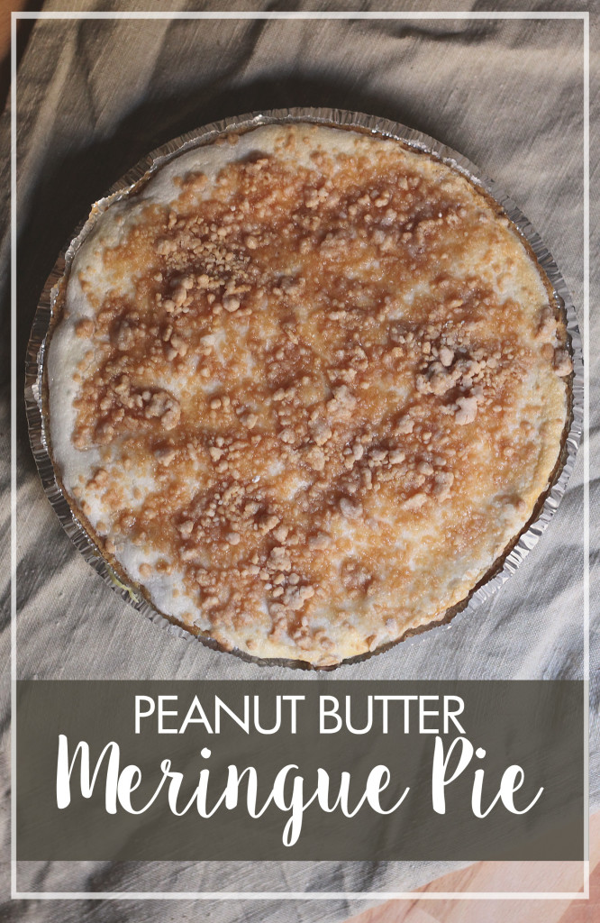 Peanut Butter Pie X Recipe — Dishmaps
