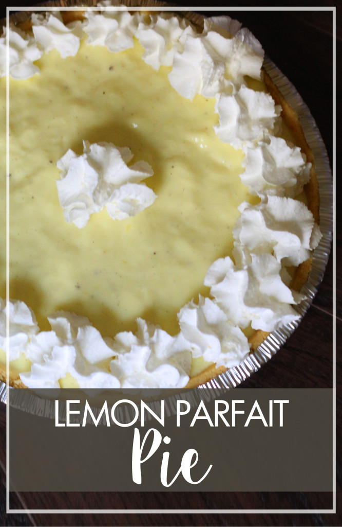 Lemon Parfait Pie header